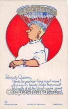 ocp100163 - Beauty Queen  Postcards Post Cards Old Vintage Antique