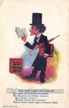 ocp100166 - College Professor  Postcards Post Cards Old Vintage Antique