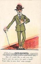 ocp100177 - Four Flusher  Postcards Post Cards Old Vintage Antique