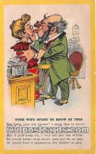 ocp100178 - Old Sinner  Postcards Post Cards Old Vintage Antique