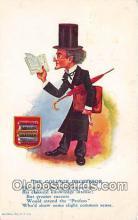 ocp100182 - College Professor  Postcards Post Cards Old Vintage Antique