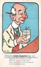 ocp100191 - Grocer  Postcards Post Cards Old Vintage Antique