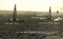 oil001007 - Ohio Well, Oil Wells Postcard Postcards