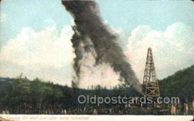 oil001027 - Oil Well, Oil Wells Postcard Postcards