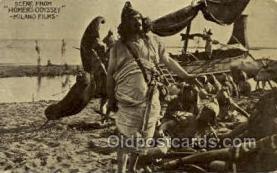 opr001009 - Homer's odyssey, Milano Films Opera Postcard Postcards