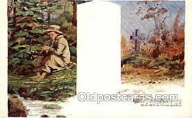 opr001022 - Moderato Opera Postcard Postcards