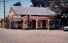 opr001031 - The old town playhouse, New Mexico, USA Opera Postcard Postcards