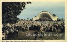 opr001035 - Canadian National Exhibition, Toronto, Canada Opera Postcard Postcards