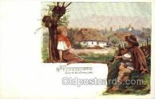 opr001036 - Allegretto Opera Postcard Postcards