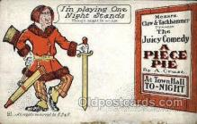 opr001045 - Opera Postcard Postcards