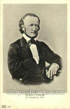 opr001058 - Richard Wagner Opera Postcard Postcards