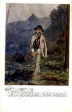 opr001094 - Moderato Opera Postcard Postcards