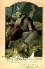opr001118 - Csardas, Fr. Liszt Opera Postcard Postcards