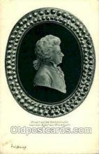 opr001127 - Mozart Opera Postcard Postcards