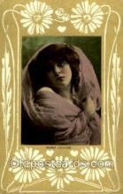 opr001142 - Miss Jarvis Opera Postcard Postcards