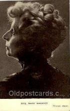 Mrs. Mary Maurice