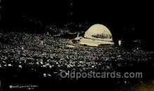 opr001153 - Hollywood Bowl, California USA Opera Postcard Postcards