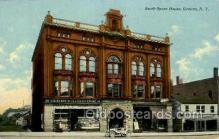 opr001156 - Smith Opera House, Geneva, New York, USA Opera Postcard Postcards