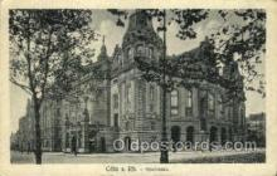 opr001158 - Opernhaus Opera Postcard Postcards