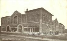 opr001161 - Opera house, Red Bluff, California, USA Opera Postcard Postcards