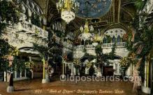 opr001175 - Hall of Doges, Davensport's, Spokane, Washington, USA Opera Postcard Postcards