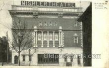 opr001176 - New Mishler Theatre, Altoona, PA, Pennsylvania, USA Opera Postcard Postcards