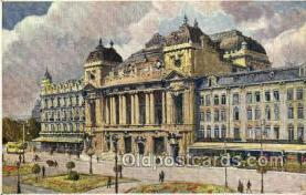 opr001180 - Antwerpen, De Vlaamsche Opera Opera Postcard Postcards