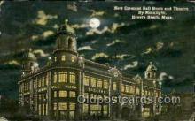 opr001181 - New Crescent Ball Room, Revere Beach, Massachusetts, USA Opera Postcard Postcards