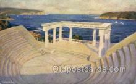 opr001190 - Artist, Garrick Fox Opera Postcard Postcards