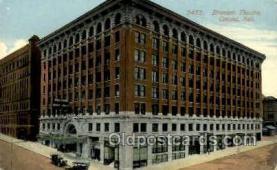 opr001202 - Brandis Theatre, Omaha, Neb, Nebraska, USA Opera Postcard Postcards