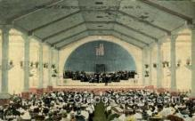 opr001208 - Auditorium, Willow Grove Park, PA, Pennsylvania, USA Opera Postcard Postcards