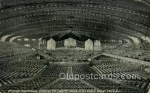 opr001233 - Largest Organ, Ocean Groves, New Jersey, USA Opera Postcard Postcards