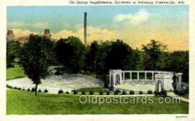 Chi Omega Amphitheatre, Fayetteville, Arkansas, USA