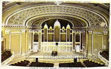 opr001239 - City Hall Portland, Me, Maine Opera Postcard Postcards