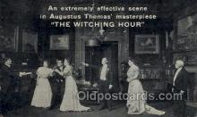 opr001250 - The witching hour Opera Postcard Postcards