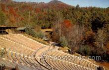 Mountainside Theatre, Cherokee Indian Reservation