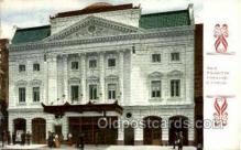 opr001281 - New princess Theatre, Chicago, Usa Opera Postcard Postcards