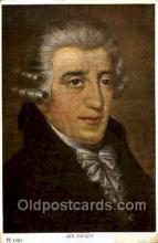 opr001291 - Jos. Haydn Opera Postcard Postcards