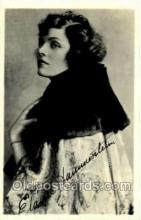 opr001311 - Elaine Hammerstein Opera Postcard Postcards