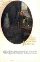 opr001324 - Parsifal Opera Postcard Postcards