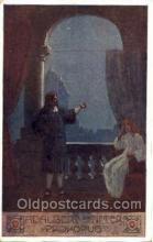 opr001325 - Adalbert Stifter, Prokopus Opera Postcard Postcards