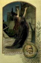 opr001328 - Troubadour Opera Postcard Postcards