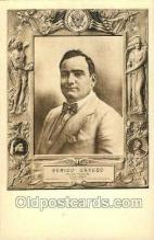 opr001329 - Enrico Caruso Opera Postcard Postcards