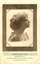 opr001330 - Marjorie Dalton Opera Postcard Postcards