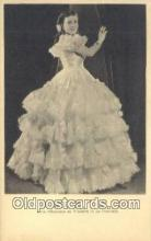 Licia Albanese as Violetta in La Traviata