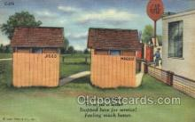 out001150 - Outhouse Outhouses Postcard Postcards