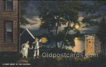out001158 - Outhouse Outhouses Postcard Postcards