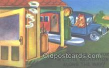 out001164 - Outhouse Outhouses Postcard Postcards