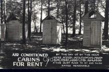 out001169 - Outhouse Outhouses Postcard Postcards