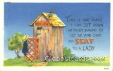 out001201 - Out House, Out Houses, Outhouse, Outhouses Postcard Postcards